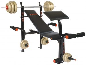 B114 Bench Press Machine | Home Gym Equipment