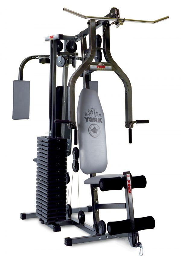 Power Max Home & Multi Gym - York Barbell