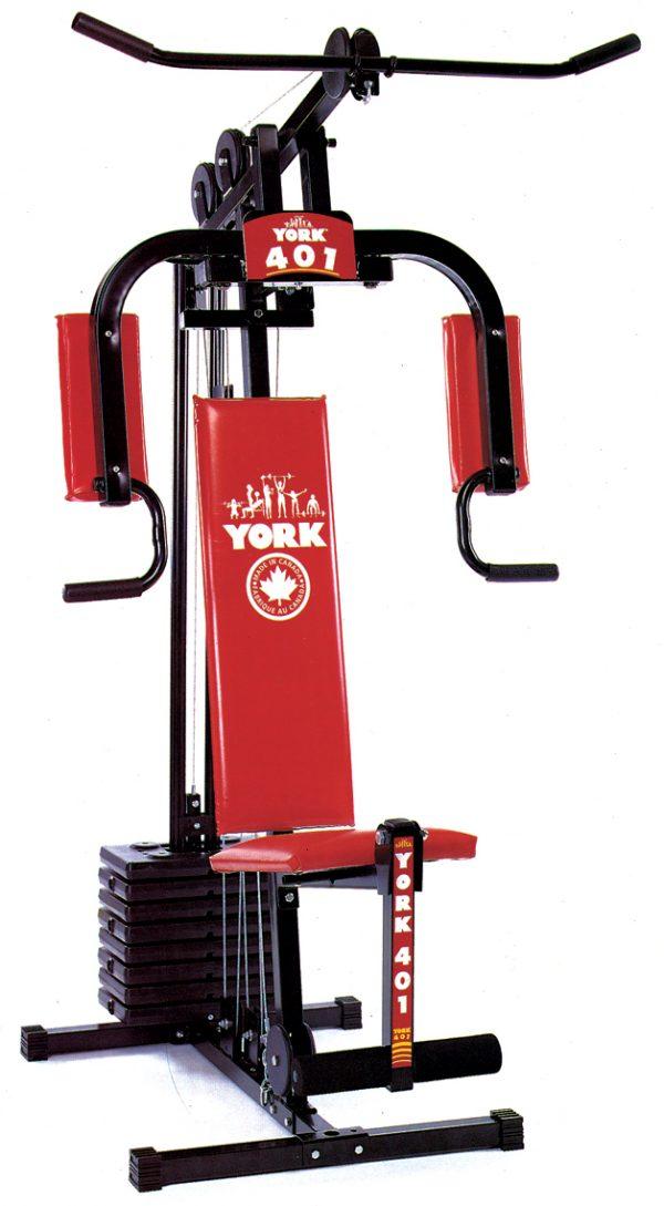 YORK 401 Compact Gym | Home Gym Equipment