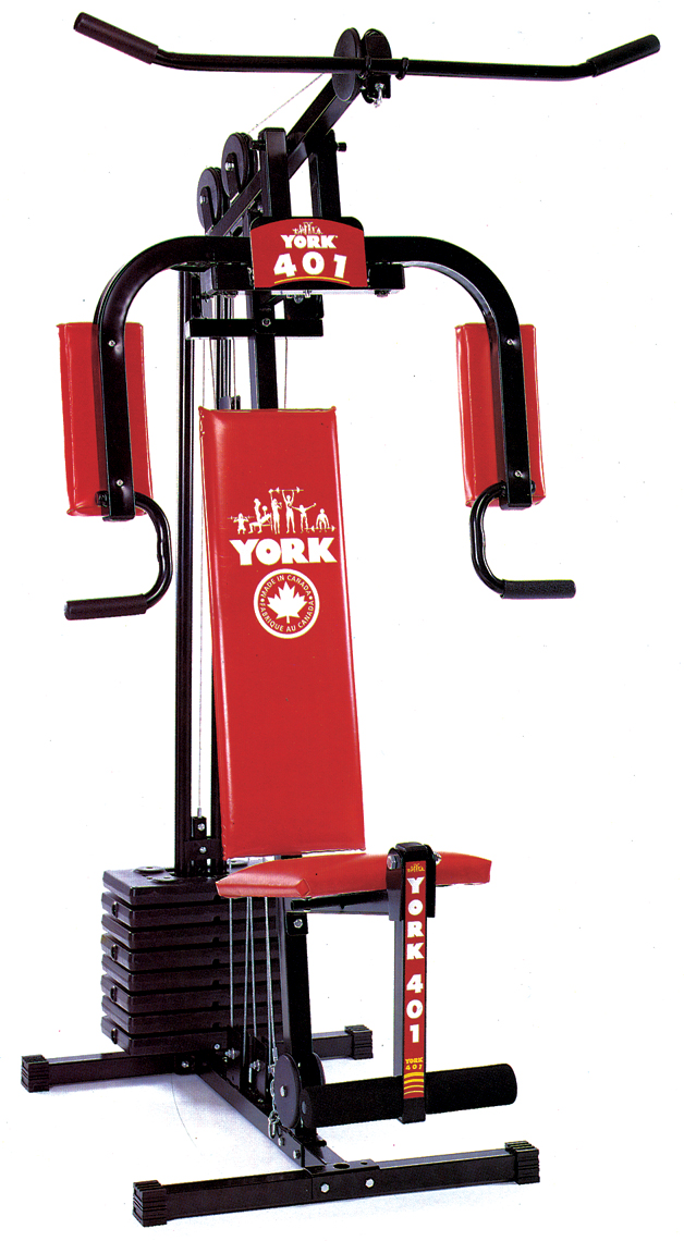YORK 401 Compact Gym | Home Gym Equipment