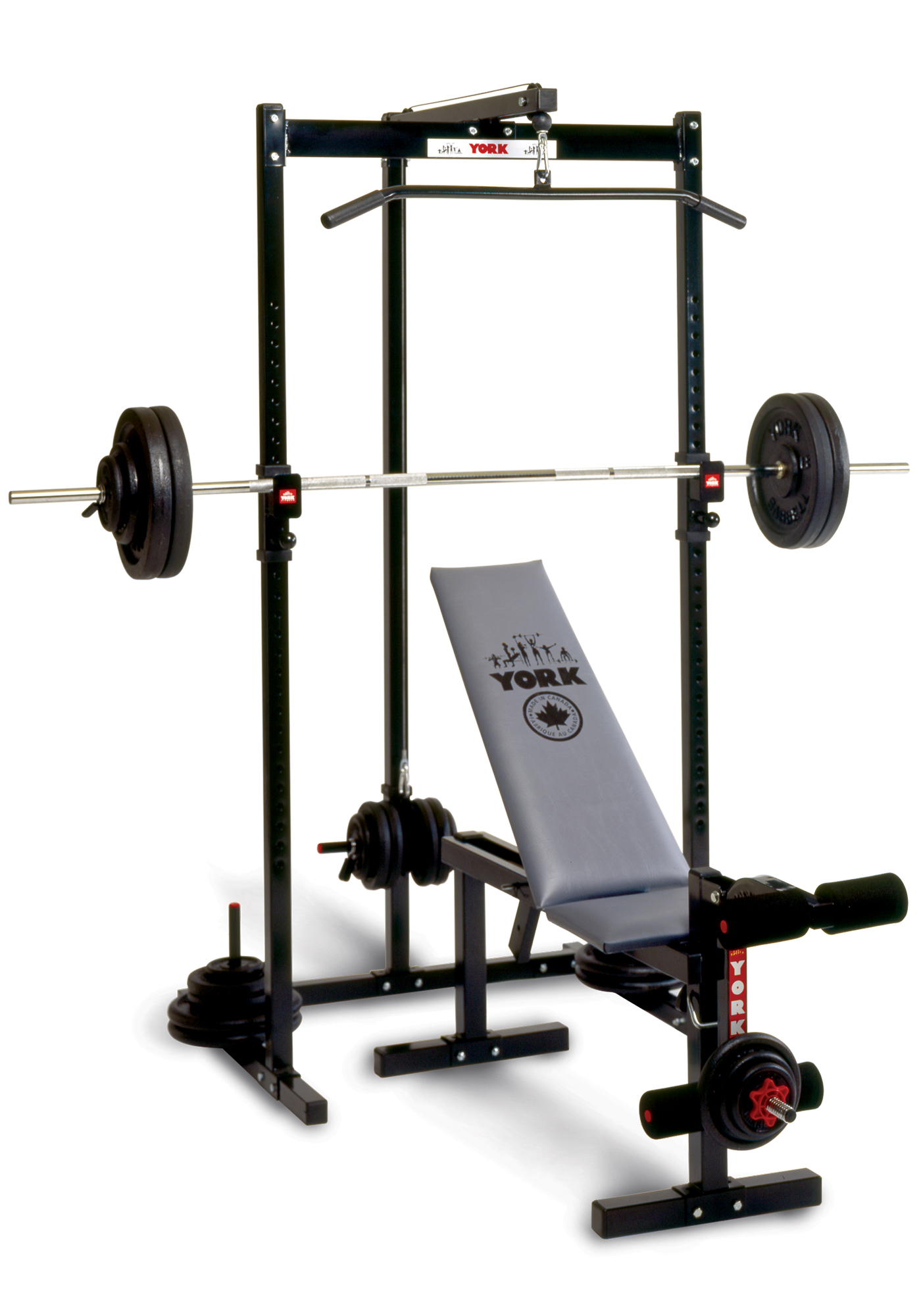 YORK 2000 Power Station | Powerlifting Equipment