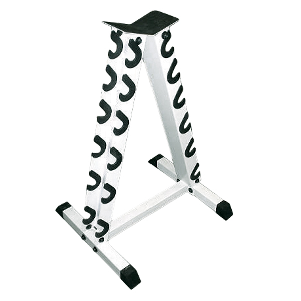 Vertical Dumbbell Stand | Gym Equipment Storage