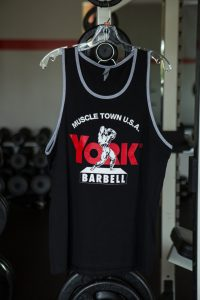 Muscle Town USA Lifting Tank | Gym Apparel | York Barbell