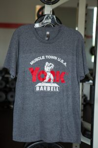 Muscle Town USA T-Shirt | Gym Apparel & Clothing | York Barbell