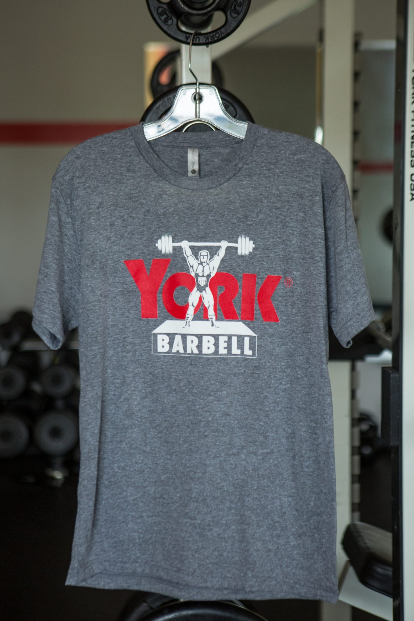 YORK Barbell Platform Lifter Tee