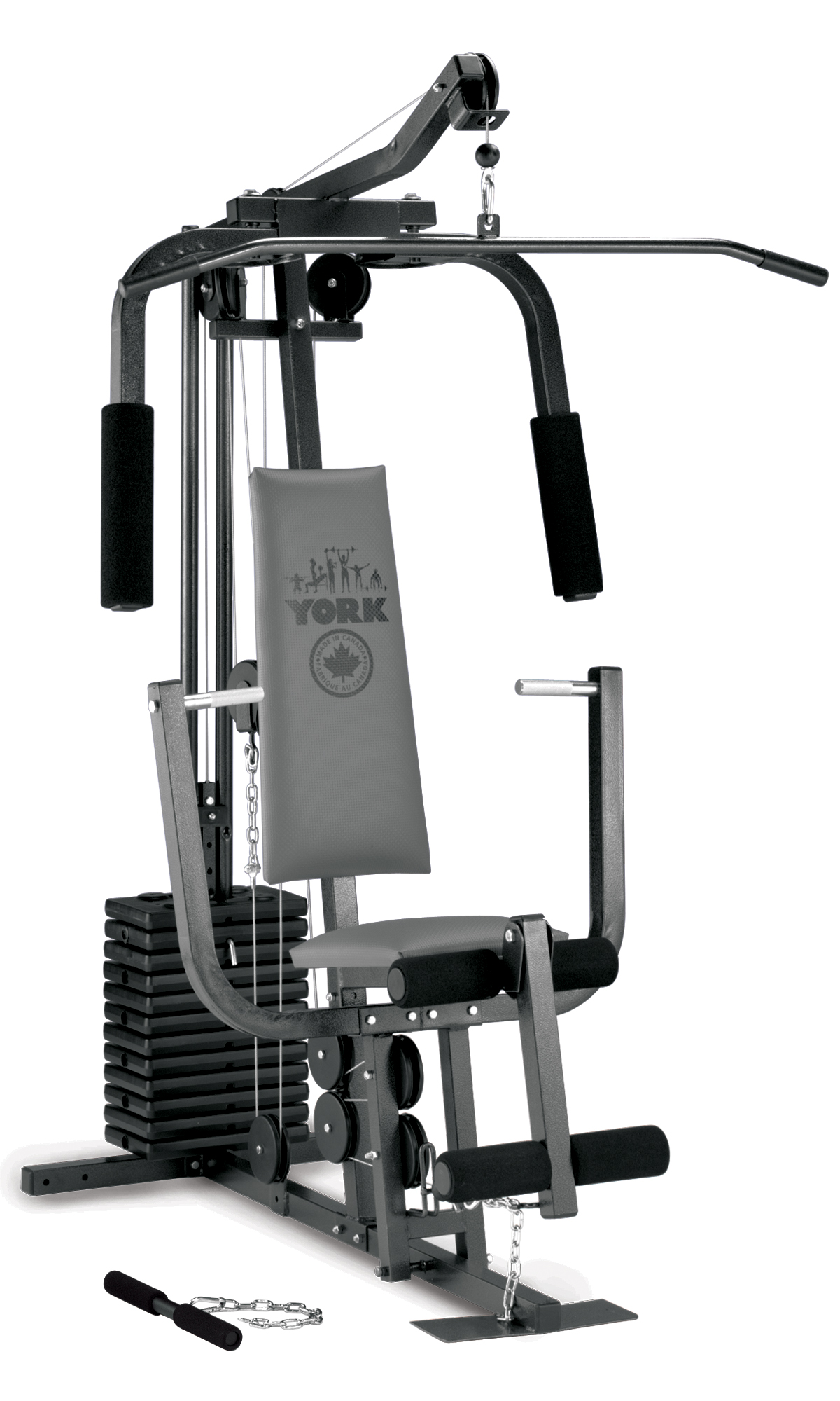 York multi gym home equipment machines