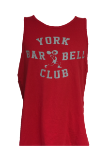 YBBC-Red Tanktop