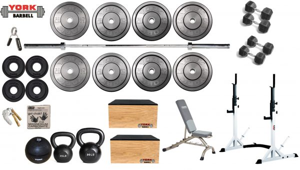 York Omega Package - Home Gym Equipment