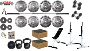 York Omega Package | Gym Equipment Sets