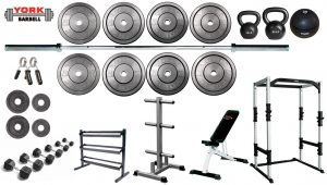 York Gold Package | Gym Equipment Packages