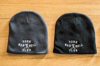 York Barbell Club Knit Cap Gym Apparel Amp Clothing York
