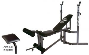 York Barbell 9300 Enforcer Bench