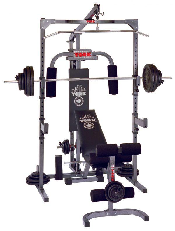York Barbell 3000 Power Station - Home Gym Equipment