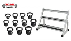 Kettlebell Packages - York Barbell
