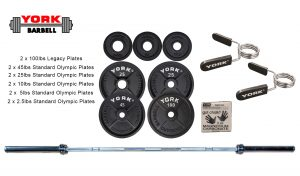 Power-Lifting-Intro-Package-York-barbell