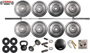Women's Garage Gym Starter Package - York Barbell
