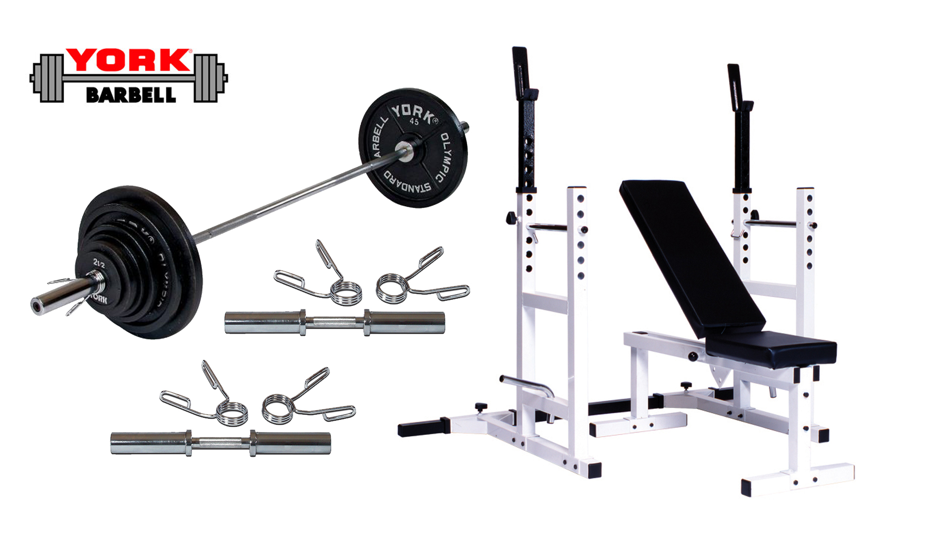 Intro to Weightlifting Package - York Barbell