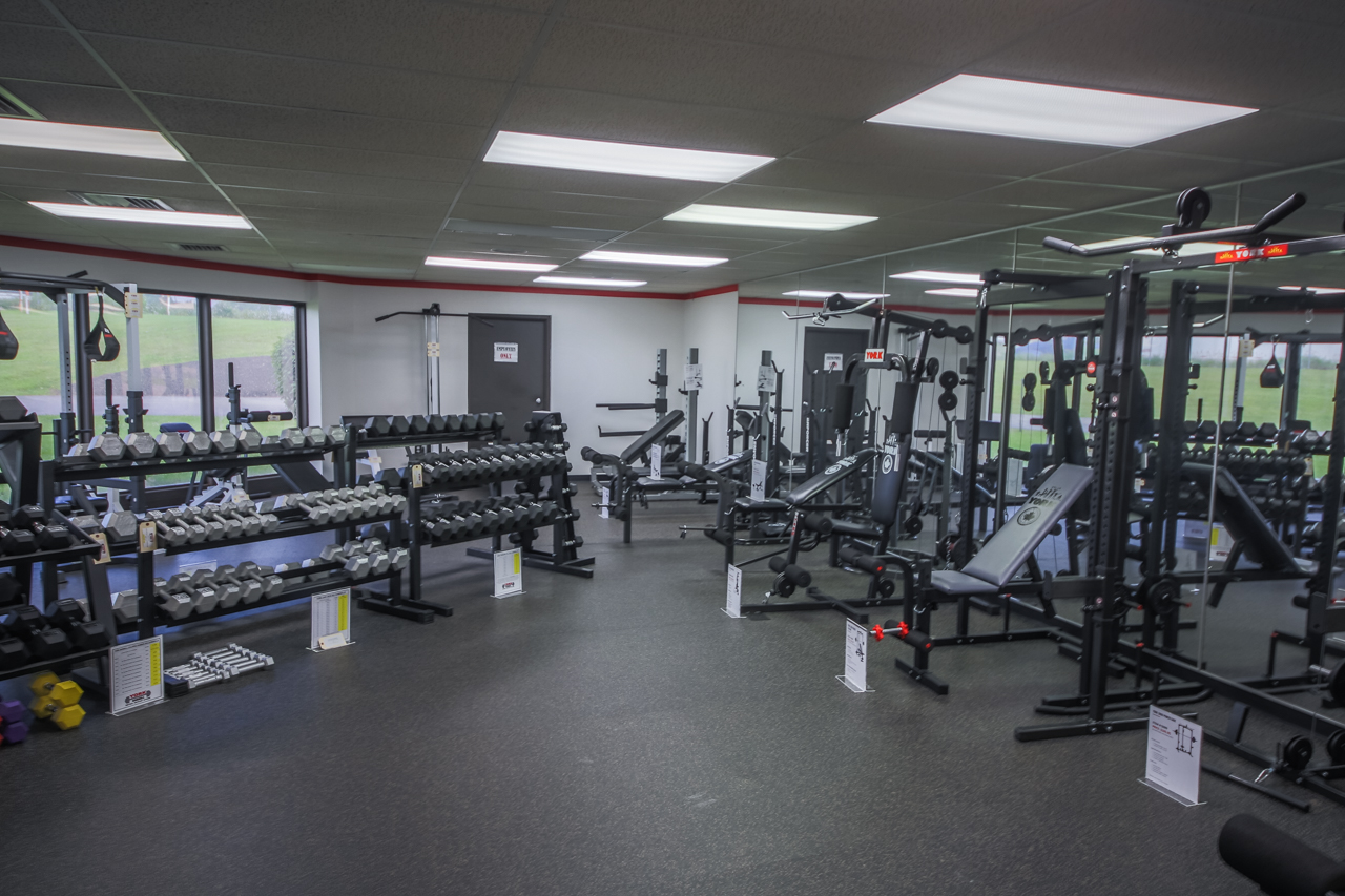 Outlet store gym fitness equipment york barbell