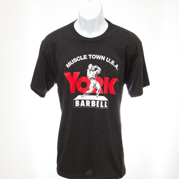 Muscle Town USA T-Shirt - Black