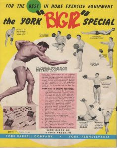 York Barbell Big 12 Special