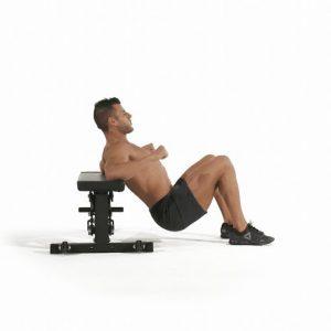 hip thrust on bench