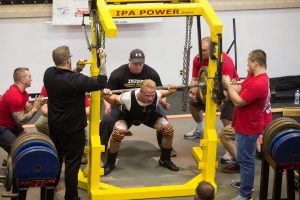 IPA strength spectacular powerlifting championships