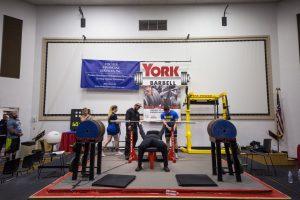 powerlifting at york barbell