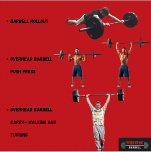 exercises for weight plate set